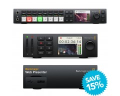 Blackmagic ATEM Web Broadcast Bundle