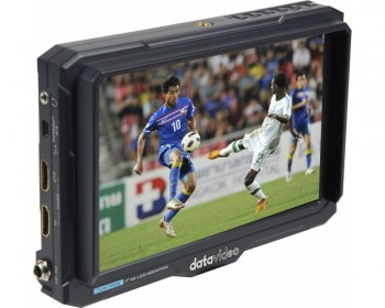 "Datavideo TLM-700K 7"" 4K Lcd Monitor. It Has HDMI Input And Output"