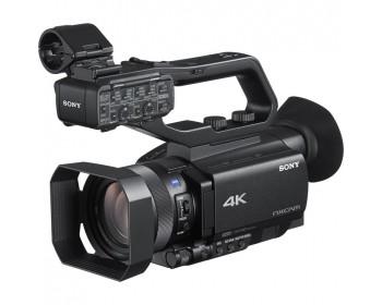 Videocamera Sony 4K HXR-NX80 NXCAM compatta con sensore CMOS 12X