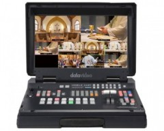 Datavideo HS-1300 Studio streaming video portatile HD a 6 canali