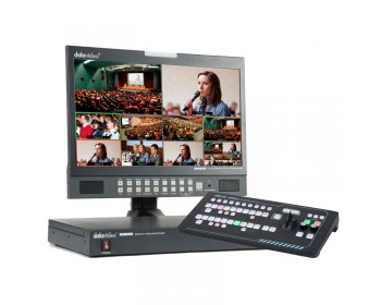 Datavideo SE-1200MU 6 Input HD Digital Video Switcher + RMC-260 BUNDLE