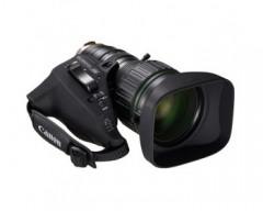 """Canon KJ20x8.2B KRSD 2/3"""" 20X 8.2-164mm HD ENG Zoom Lens"""