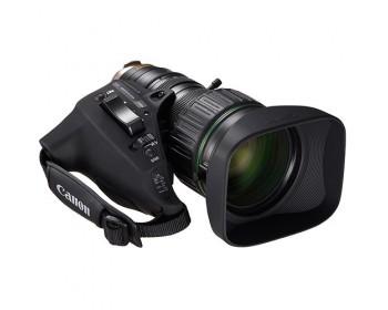 "Canon KJ20x8.2B KRSD 2/3 ""20X 8.2-164mm HDgc ITA Obiettivo zoom"