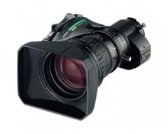 Fujinon XA20sx8.5BERM-K3 ENG B4 HD Broadcast Lens with 2x Extender