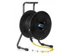 Trunk Fibra Ottica Campale MONOMODALE 9/125 con 4 fibre LC-LC