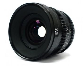 SLR Magic MicroPrime Cine 25mm T1.5 (E-Mount)