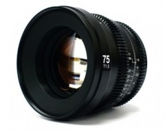 SLR Magic MicroPrime Cine 75mm T1.3 (E-Mount)