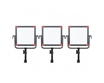 Swit PL-E60 Bi-Colour Portable SMD Panel LED Light