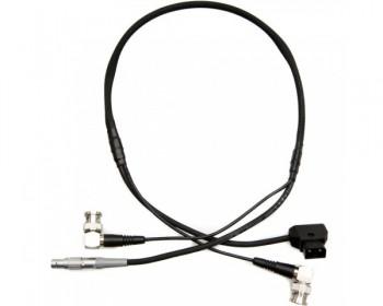 "Zacuto Power & Video Cable (30"")"