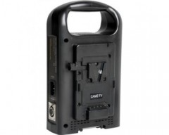 CAME-TV BZ-2C Dual V-Mount Battery Charger and Power Supply High DC Out