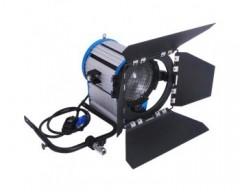 CAME-TV 2000W Fresnel Tungsten Light Continuous Film Spot Halogen Light