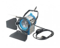 CAME-TV Pro 650W Fresnel Tungsten Light + Dimmer Built-In Lights