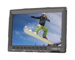 "CAME-TV Peaking Focus Assist 7"" IPS 1280*800 HDMI Field Monitor"