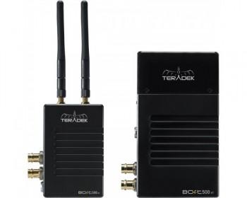 TERADEK Bolt XT 500 Wireless SDI/HDMI Transmitter/Receiver Deluxe Kit AB Mount