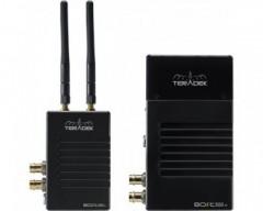 TERADEK Bolt XT 500 Wireless SDI/HDMI Transmitter/Receiver Deluxe Kit V Mount
