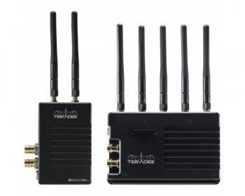 TERADEK Bolt XT 1000 Wireless SDI/HDMI Transmitter/2x Receiver Deluxe Kit V Mount