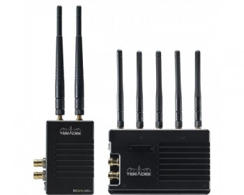 TERADEK Bolt XT 3000 Wireless SDI/HDMI Transmitter/Receiver Deluxe Kit AB Mount