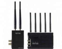 TERADEK Bolt XT 3000 Wireless SDI/HDMI Transmitter/2x Receiver Deluxe Kit AB Mount