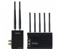 TERADEK Bolt XT 3000 Wireless SDI/HDMI Transmitter/2x Receiver Deluxe Kit V Mount