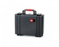 HPRC HPRC2500EMPBLK valigia in resina leggera,stagna e indistruttibile e personalizzabile.