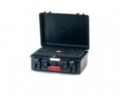 HPRC HPRC2500BAGBLK valigia in resina leggera,stagna e indistruttibile e personalizzabile