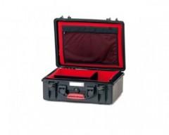 HPRC HPRC2500SFDBLK valigia in resina leggera,stagna e indistruttibile e personalizzabile.