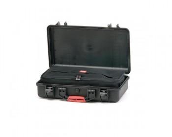 HPRC HPRC2530BAGBLK valigia in resina leggera,stagna e indistruttibile e personalizzabile