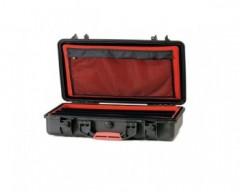 HPRC HPRC2530SFDBLK valigia in resina leggera,stagna e indistruttibile e personalizzabile.