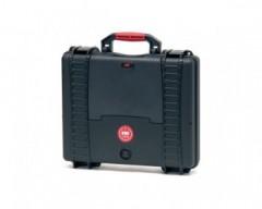 HPRC HPRC2580EMPBLK valigia in resina leggera,stagna e indistruttibile, personalizzabile