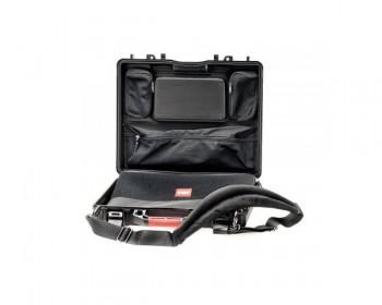 HPRC HPRC2580ADVBLB valigia in resina leggera,stagna e indistruttibile, personalizzabile