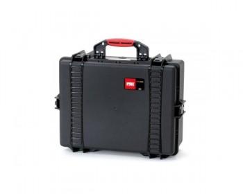 HPRC HPRC2600EMPBLK valigia in resina leggera,stagna e indistruttibile, personalizzabile.