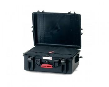HPRC HPRC2600BAGBLK valigia in resina leggera,stagna e indistruttibile, personalizzabile.