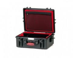 HPRC HPRC2600SFDBLK valigia in resina leggera,stagna e indistruttibile, personalizzabile.