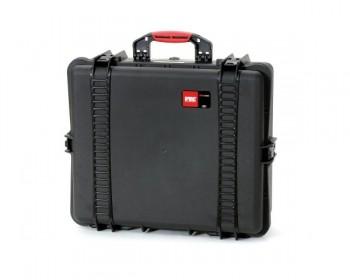 HPRC HPRC2700EMPBLK valigia in resina leggera,stagna e indistruttibile, personalizzabile.