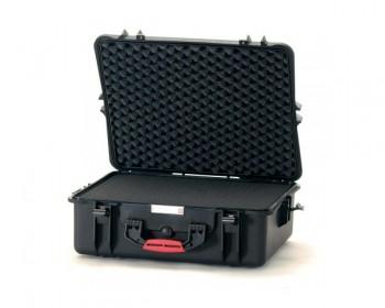 HPRC HPRC2700CUBBLK valigia in resina leggera,stagna e indistruttibile, personalizzabile