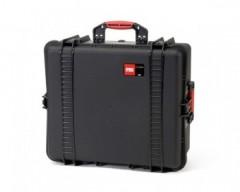 HPRC HPRC2700WEMPBLK valigia in resina leggera,stagna ,indistruttibile, personalizzabile, completo di ruote.