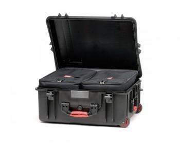 HPRC HPRC2700WBAGBLK valigia in resina leggera,stagna ,indistruttibile, personalizzabile.