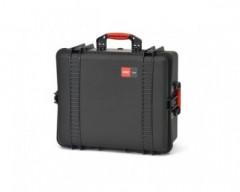 HPRC HPRC2710EMPBLK valigia in resina leggera,stagna ,indistruttibile, personalizzabile, completa di ruote.