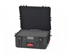 HPRC HPRC2710CUBBLK valigia in resina leggera,stagna ,indistruttibile, personalizzabile, completa di ruote.