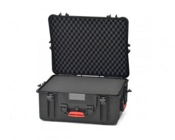 HPRC HPRC2710CUBBLK valigia in resina leggera,stagna ,indistruttibile, personalizzabile.