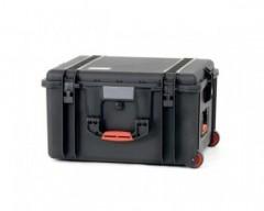 HPRC HPRC2730WEMPBLB valigia in resina leggera,stagna ,indistruttibile, personalizzabile, completa di ruote.