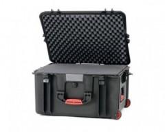 HPRC HPRC2730WCUBBLB valigia in resina leggera,stagna ,indistruttibile, personalizzabile, completa di ruote.