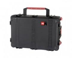 HPRC HPRC2760WEMPBLB valigia in resina leggera,stagna ,indistruttibile, personalizzabile, completa di ruote.