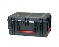HPRC HPRC2780WEMPBLK valigia in resina leggera,stagna ,indistruttibile, personalizzabile, completa di ruote.