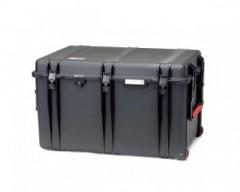 HPRC HPRC2800WEMPBLK valigia in resina leggera,stagna ,indistruttibile, personalizzabile, completa di ruote.