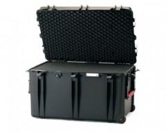 HPRC HPRC2800WCUBBLK valigia in resina leggera,stagna ,indistruttibile, personalizzabile, completa di ruote.