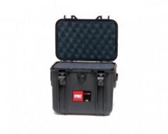 HPRC HPRC4050CUBBLK valigia in resina leggera, stagna , indistruttibile con interno personalizzabile.