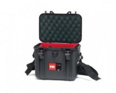 HPRC HPRC4050SFDBLK valigia in resina leggera, stagna , indistruttibile con interno personalizzabile.