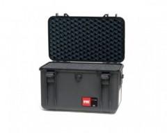 HPRC HPRC4100CUBBLK valigia in resina leggera, stagna , indistruttibile con interno personalizzabile.