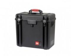 HPRC HPRC4200EMPBLK valigia in resina leggera, stagna , indistruttibile con interno personalizzabile.